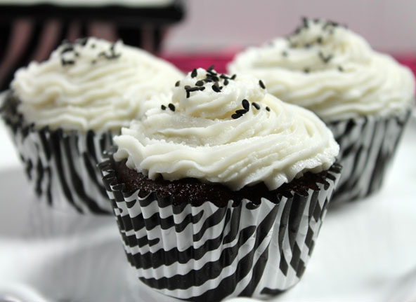 Gluten-free healthy chocolate cupcake recipe