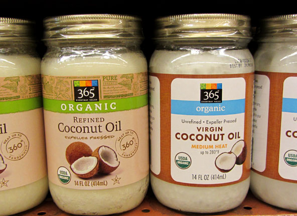 Virgin vs Refined Coconut oil