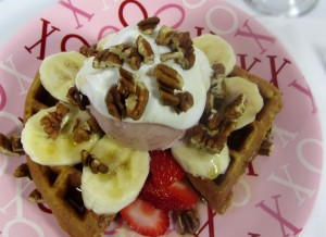 Whole Grain Waffles Recipe