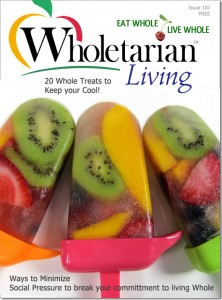 Wholetarian Living Magazine Issue 101