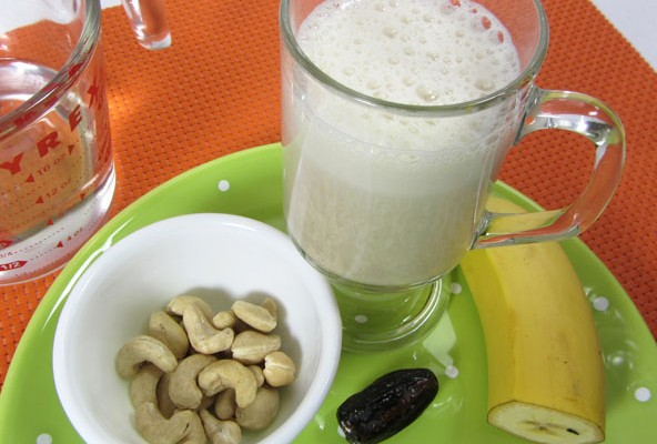 Banana Nut Milk