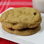 Whole Food Chocolate Chip Cookies with Oat flour