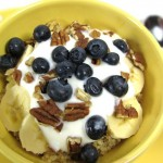Nutty Fruity Creamy Breakfast Quinoa