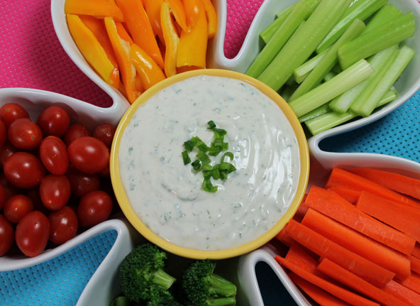 Healthy Ranch Dressing recipe