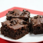 G-F BFF Brownies