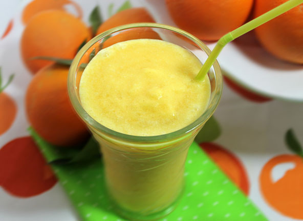 Orange Julicious Recipe