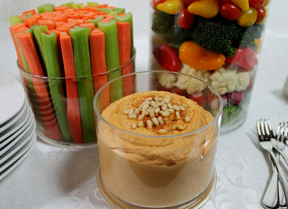 Red Pepper Hummus Recipe