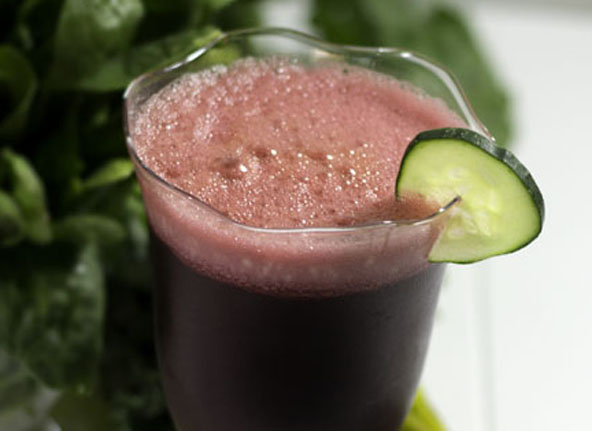 Fountain of Youth Vegetable Juice