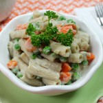 Creamy Superfood Sauce and Pasta