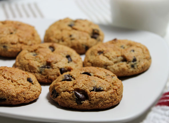 Grain-Free Chocolate chip Cookie recipe