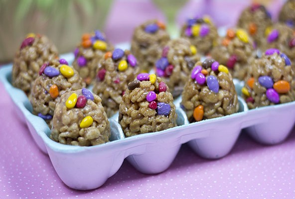 Whole Rice Crispy Treats