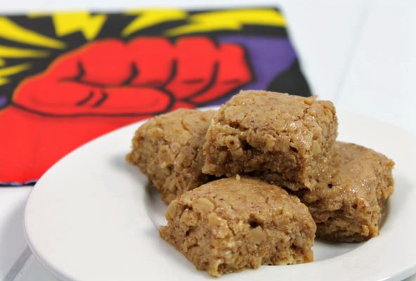 Energizing Protein Bars