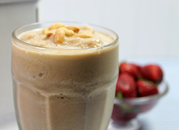 Chocolate Mood Smoothie Recipe