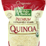 Nature's Earthly Choice Premium Organic 100% Whole Grain Quinoa