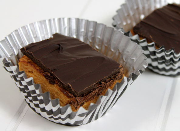 The best healthy Resese's peanut butter cups candy recipe