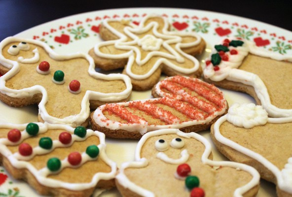 The Best Healthy Sugar Cookies